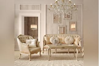 SIGNORINI&COCO欧式客厅布艺沙发