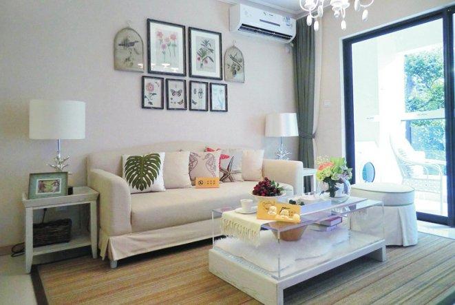 东莞万科金悦香树、金域国际公寓软装工程