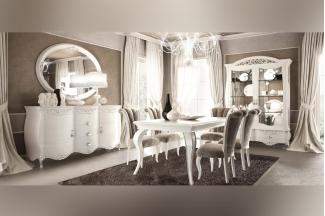 进口实木家具SIGNORINI&COCO欧式实木餐厅系列