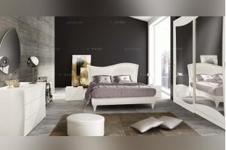 卧室家具SIGNORINI&COCO欧式白色卧室系列