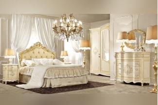 意大利家具SIGNORINI&COCO欧式实木卧室系列