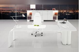 Codutti办公万博手机网页白色办公系列