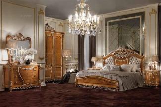 进口高端万博手机网页SIGNORINI&COCO新古典卧室系列