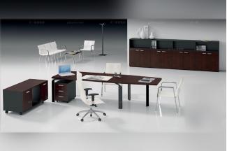 codutti 办公万博手机网页露木色书桌系列