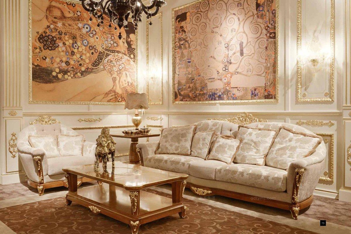 SIGNORINI&COCO欧式布艺沙发系列