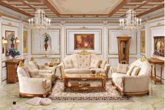 进口高端家具SIGNORINI&COCO欧式客厅布艺沙发系列