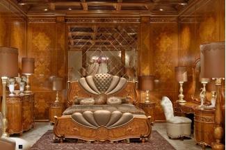 必发88客户端家具SIGNORINI&COCO新古典樱桃色实木卧室系列