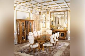 进口万博手机网页SIGNORINI&COCO新古典餐厅系列