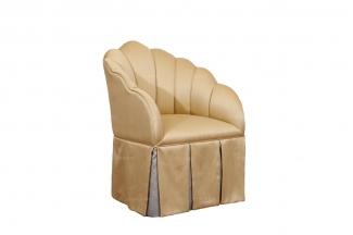 高端品牌整体别墅万博手机网页会所简约新古典妆椅