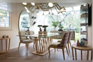 Volpi 意大利进口法式餐桌椅
