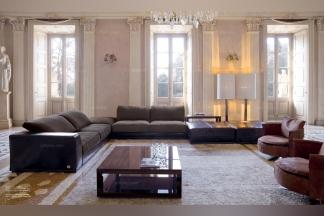 现代风格高端家具Longhi现代客厅组合系列