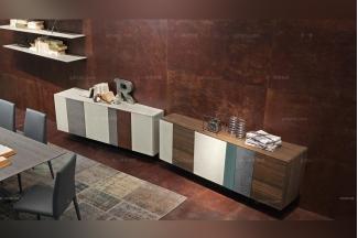 Presotto后现代装饰柜系列