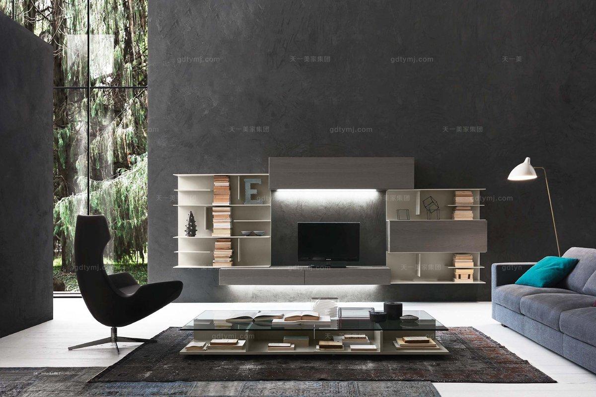 Presotto后现代客厅组合系列