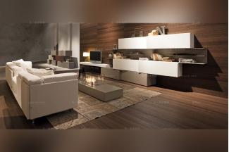 Presotto后现代时尚客厅组合系列