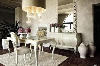 Volpi 意大利进口高端时尚法式长餐台