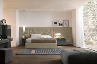 Presotto后现代客厅布艺系列