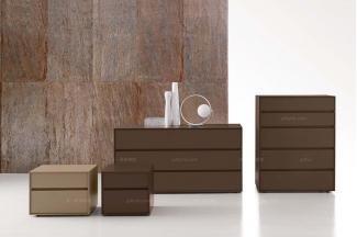 Presotto后现代床头柜系列