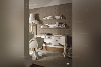Volpi意大利进口高端时尚法式书桌