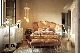 Volpi 必发88客户端进口法式高端品牌皇冠桃心儿童床