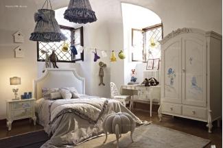 Volpi 意大利进口高端时尚简约法式男孩床