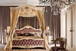 Valderamobili 意大利进口法式多款布艺双人床