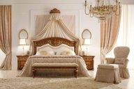 怀古的浪漫情怀与现代人对生活的需求相结合,意大利家具兼容华贵典雅与时尚