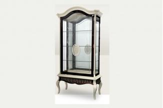 高端时尚简欧大气二门玻璃酒柜