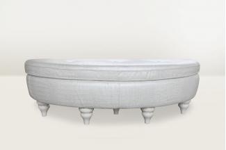 高端时尚简欧大气椭圆圆凳