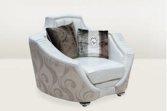 高端时尚简欧大气88bf必发娱乐会所单人沙发