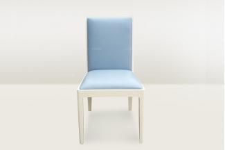 高端时尚简欧蓝色休闲椅