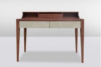 高端品牌简欧实木书桌