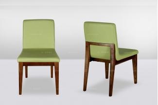 高端时尚简欧实木餐椅