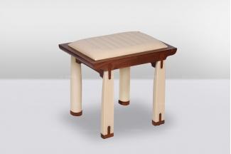 高端时尚简欧马式小茶凳