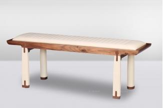 高端時尚簡歐馬式長凳