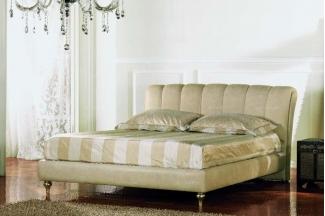 Pigoli 皮沟里简约咖啡色卧室软床系列