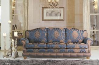 酒店宾馆套房家具Pigoli 皮沟里布艺实木沙发客厅系列