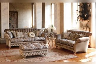 Pigoli 皮沟里素色布艺实木沙发图片客厅系列
