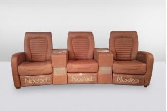 高端品牌简欧真皮宾利系列多功能三位沙发