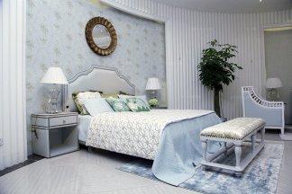 高端时尚美式浪漫风情卧房系列