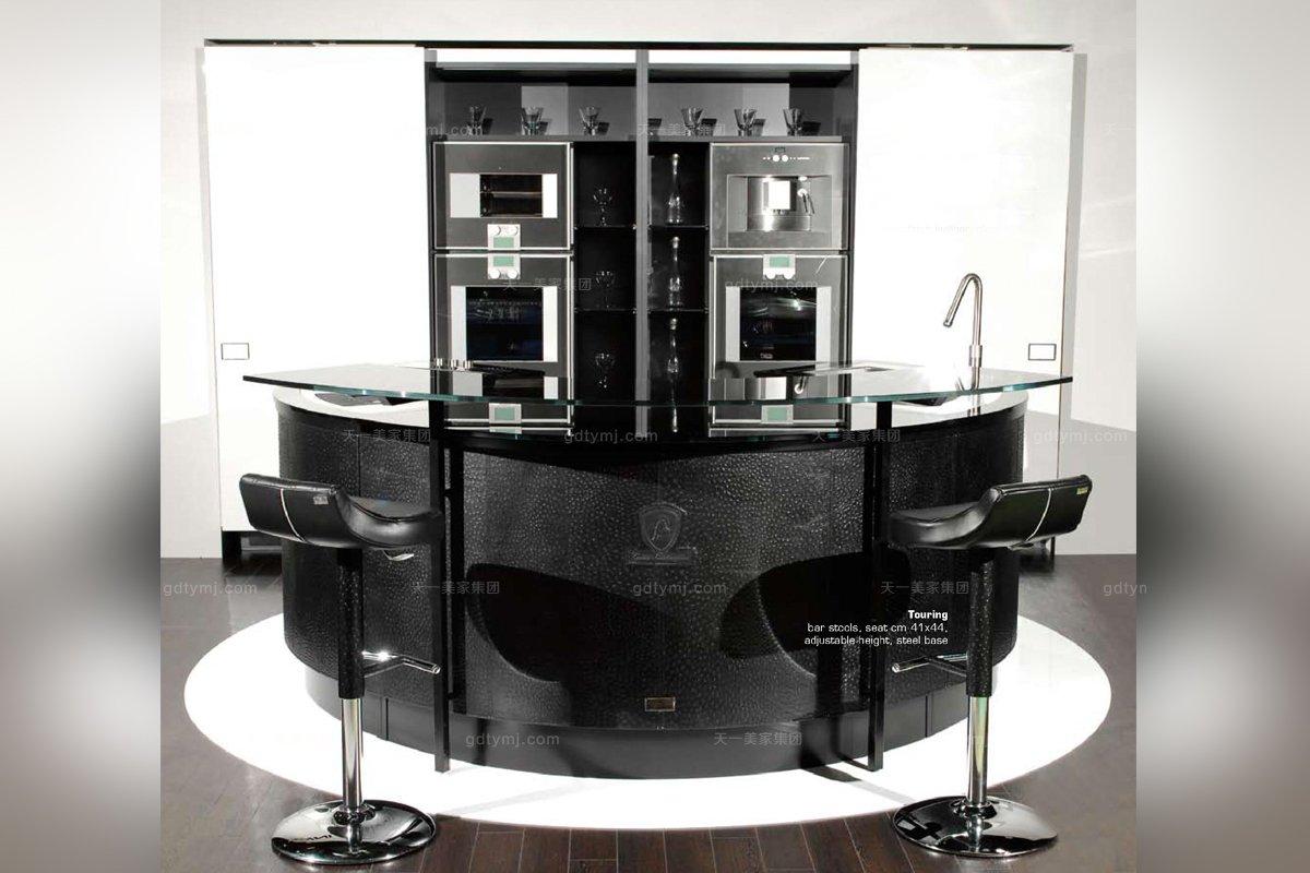 高端时尚现代意大利进口兰博基尼系列酒吧台