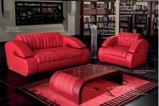 高端品牌现代意大利进口兰博基尼系列沙发组合