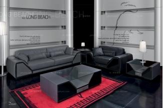 高端品牌现代意大利进口兰博基尼系列客厅沙发组合