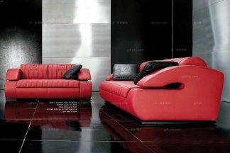 高端时尚现代意大利进口兰博基尼系列扶手沙发组