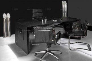 高端时尚现代意大利进口兰博基尼系列简易书桌椅