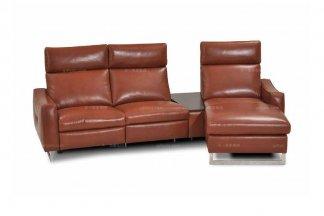 高端品牌现代意大利进口随性组合转角沙发