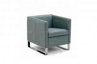 高端品牌现代必发88客户端进口休闲单人沙发