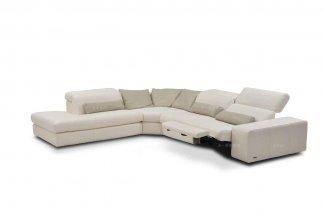 高端品牌现代意大利进口多功能转角沙发