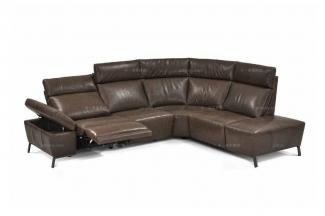 高端品牌现代意大利进口多用转角沙发