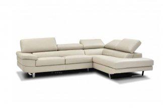高端时尚现代意大利进口靠背活动转角沙发