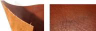 家具真皮制作的工艺流程及牛皮特性。